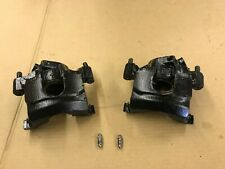 87-93 Ford Mustang Front Brake Calipers Factory w/ Hardware & Bleeders 2.3 4CYL