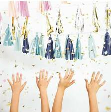 Tassels Garland Balloon Tail NO DIY ALREADY ASSEMBLED - customise your colours!