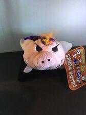 Pillow Punks Plush Biker Pig 2013 The Toy Barn Stuffed Pig Plush Pillow
