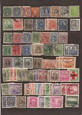 Chile- 1867-on 126 Stamps-Unused/Used