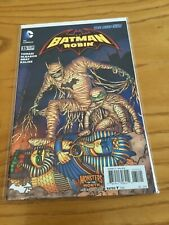 BATMAN AND ROBIN #35 2014 MONSTERS OF THE MONTH VARIANT