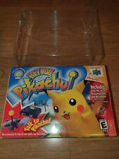 Hey You Pikachu Nintendo 64 N64 (Box Only)