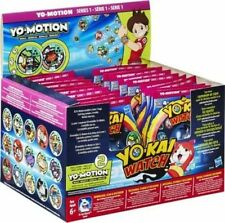 Yo-Kai Yo-Motion SEASON 2 Series 1 Medals - Case of 24 Blind Bags - 48 Random