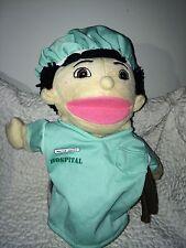 Puppet Lakeshore Lets Talk Kids Male Surgery Nurse Multi Cultural