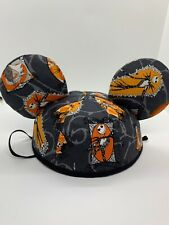 Mickey Ear Jack Skellington Nightmare Before Christmas Hat New Custom Made Kids