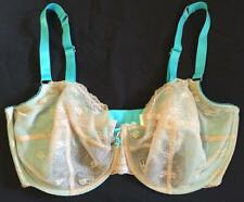 ELLE MACPHERSON Intimates Sheer Lace Notes Nude Underwire Bra E76-765 36F