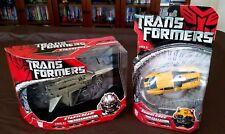 Transformers 2007 Movie Lot! ***STARSCREAM & BUMBLEBEE*** BRAND NEW!!