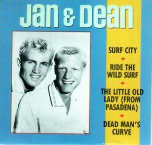 Jan & Dean - Lil' Bit Of Gold (1988) (Rhino Records - R3 73011) (Mini CD)