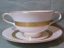 Wedgwood Adelphi Cream Soup Cup & Saucer
