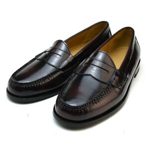 Men Cole Haan Penny Slip Dress Leather Shoes Pinch Penny Loafer NEW