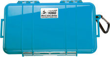 Pelican ™ 1060 Solid Blue Micro Case includes PNP foam + Free engraved nameplate