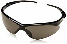 Jackson 22475 Nemesis 3020121 Safety Glasses Black Frame Smoke Lens Anti Fog, 1