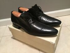 n.d.c. made by hand Hetta Resina Leather Shoes Black Size 10.5