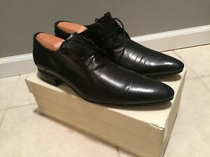 n.d.c. made by hand Hetta Resina formal Leather Shoes Black Size 10.5 black tie