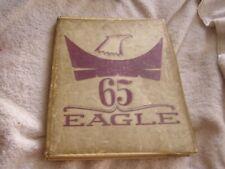 1965  Bell High School Yearbook Bell California