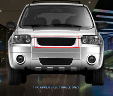 Black Billet Grille Grill Upper  For 2005 2006 2007 Ford Escape