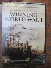 DVD Winning World War One The Western Front Diaries History Australians WW1 Doco