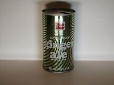 Stop Shop Ginger Ale Pull Top Soda Can ( Sweet )