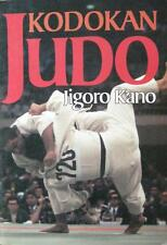 1994 KODOKAN JUDO BY JIGORO KANO BLACK BELT JIUJITSU KARATE KUNG FU MARTIAL ARTS