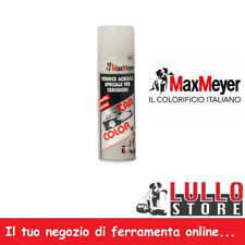 VERNICE SPRAY TUNING TRASPARENTE MAXMEYER - CERCHIONI ANTIGRAFFIO ANTIPOLVERE -