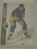 1994-95 Upper Deck UD Electric Ice #150 Al MacInnis St Louis Blues Hockey Card
