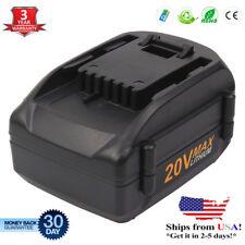 WA3525 WA3520 20V 4.0Ah Lithium Battery for WORX WG163 WG151s WG155s WG251 WG255