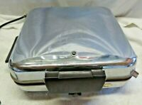 Vintage Magic Maid Automatic Waffle Baker Maker and Pancake Grill Iron #9150