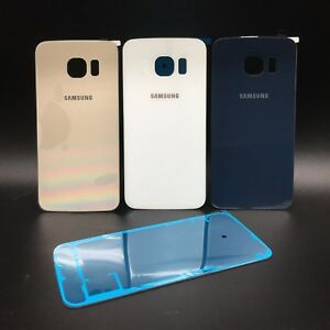 SAMSUNG GALAXY S6 EDGE HIGH QUALITY BATTERY COVER