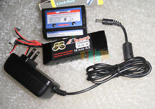 RC Balance Charger Power adapter with 11.1V 2200mAh 8C Transmitter Lipo Battery