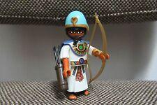 Playmobil - Egipto Roma - Faraon Oficial Soldado Egipcio - 7382 - (COMPLETO)