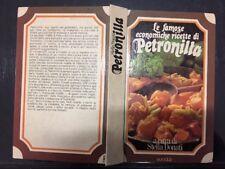 LE FAMOSE ECONOMICHE RICETTE DI PETRONILLA 1^ Edizione Euroclab 1976