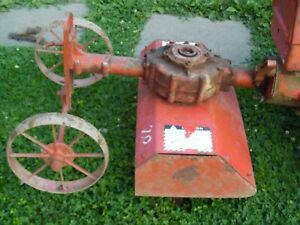 GRAVELY WALK BEHIND TRACTOR  ROTO TILLER  CULTIVATOR