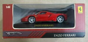 Hot Wheels Enzo Ferrari 1/43 Scale Official Licensed Product