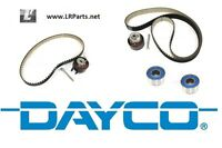 FRONT & REAR TIMING BELT IDLERS FOR RANGE ROVER SPORT TDV6 2.7 3.0 DAYCO LRC1091