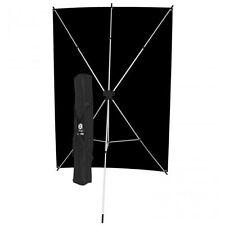 Westcott X-Drop Kit with Rich Black Backdrop (5 x 7', Black) 578K