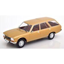 Peugeot 504 Break 1976 Metallic Gold 1/18 - 18213 MCG
