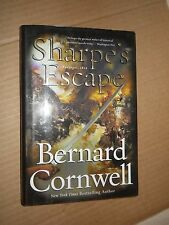 Sharpe's Escape by Bernard Cornwell (2004, Hardcover, Standard Size)