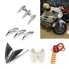 Running Lighted Fork Tower L.E.D. Accents Pour Honda Gold Wing GL1800 2001-11 AF