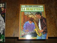EO 1986 TENDRE BANLIEUE T3 LA BRIQUETERIE PAR TITO ED OKAPI