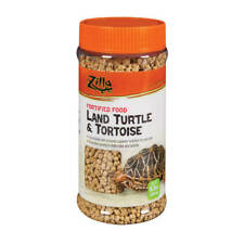 Land Turtle and Tortoise Extruded Pet Food Pellets 6.5oz