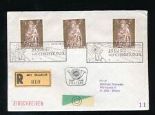 Christkindl-Recobrief 29.11.1974 Ersttag  (CH14)