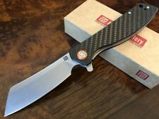 Artisan Cutlery Knife Tomahawk D2 Carbon Fiber 1815P-CF Authorized Dealer