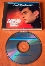 DRAFI DEUTSCHER Marmor Stein und Eisen bricht 1987 WEST GERMANY CD TOP! rare 1pr
