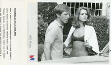 LISA EILBACHER BUSTY NAVEL BIKINI DENNIS DUGAN RICHIE BROCKELMAN 78 NBC TV PHOTO