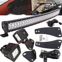 "2/"" Roll Cage Light Bar Clamp Bracket For RTV900 RTV-X1100 Can-Am Maverick X3"