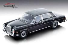 Mercedes-Benz 300 SEL 6.3 Gloss Schwarz 1968 black 1:18 Tecnomodel Mythos series