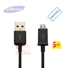 Original 5FT USB Sync Data Charging Cable Cord For Samsung Galaxy S6 S4 Note 4 2