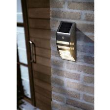 NEU LED Edelstahl Aussenleuchte Aussenlampe Wandleuchte Lampe Hausbeleuchtung