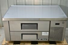 "New True Trcb-48 Refrigerated 48"" Chef Base"