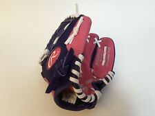 Rawlings Youth Softball Glove Hfp10Ppur Ages 5-7 Pink Purple 10� Rht